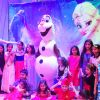 frozen themed party toronto
