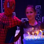 spiderman party toronto